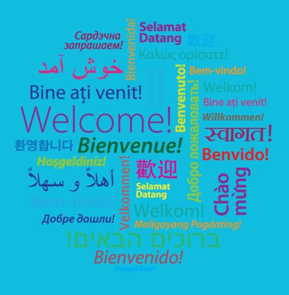 Mehrsprachige Webseiten & Übersetzung